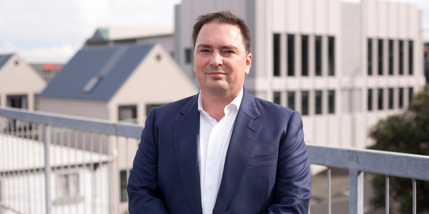 MediaWorks acting chief executive David Chalmers. Photo / Supplied