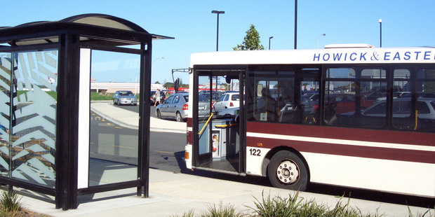 Howick and Eastern Bus drivers will be striking tomorrow. Photo / Supplied