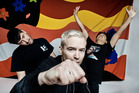 The Avalanches Australian electronic band.