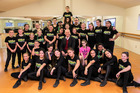 Rezpect Dance Academy with Grant Kerr, Head of Jetstar New Zealand.
