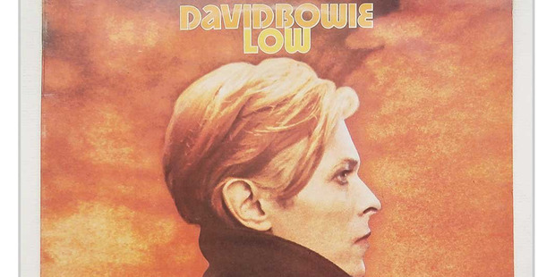 First up was David Bowie's utterly brilliant  Low .
