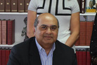 Auckland lawyer Bharat Parshotam, suspended from practising for nine months.