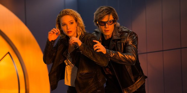 Quicksilver's back and does not disappoint.