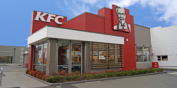 When customers are trapped in the drive-through at KFC for more than half an hour because of staff shortages it's inevitable they'll get angry. Photo / File