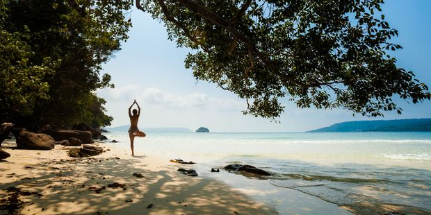 Koh Rong Island is the perfect place to relax and unwind.