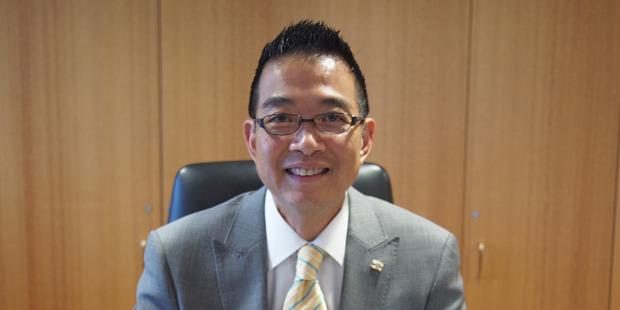 His Excellency Mr Maris Sangiampongsa, Thai ambassador.