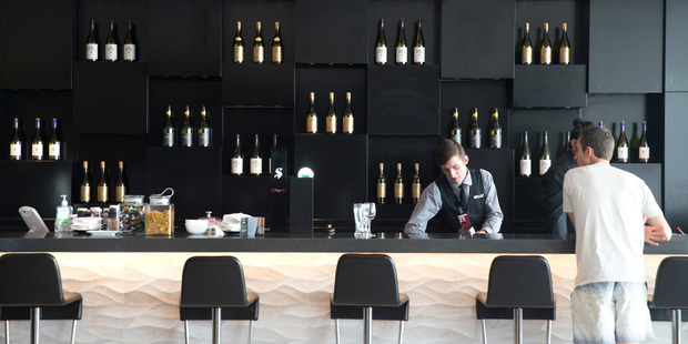 Air New Zealand's spacious new lounge is a huge improvement on its predecessor. Photo / Nick Reed