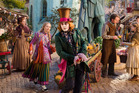 Fans are calling for a boycott of Alice Through the Looking Glass, in which Johnny Depp is the Mad Hatter. Photo / Supplied