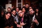 Sal Valentine & The Babyshakes. PHOTO/SUPPLIED