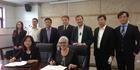 New partnership between Rotorua and China