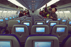 The interior of a China Southern A330. Photo / Matt@PEK