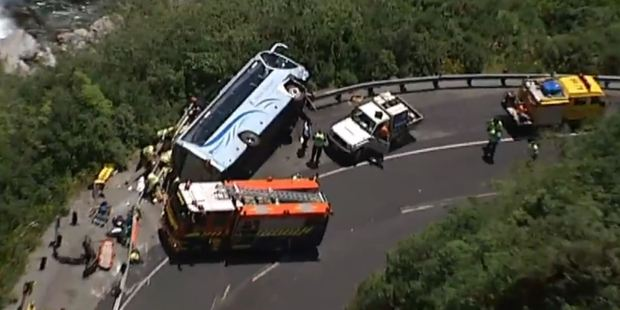 Bus engineer James Coakley has been named as the person charged over a bus crash in the South Island that left passengers injured. Photo/ Supplied
