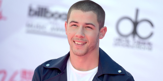 Nick Jonas is obsessed with Emilia Clarke's instagram account because he loves Game of Thrones. Photo / AP