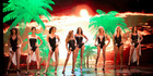 Contestants on stage during the first Miss Trans Israel beauty pageant in Tel Aviv, Israel. Photo / AP