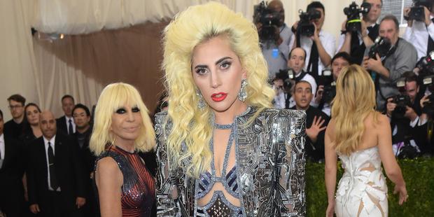 Lady Gaga. Photo / AP