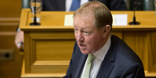 The national policy statement on urban growth, which was signalled in the Budget, will be released by Housing Minister Nick Smith at Parliament. Photo: Mark Mitchell