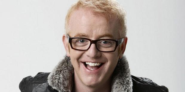 New Top Gear presenter Chris Evans (Supplied)