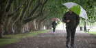 Heavy showers are expected for parts of the North Island, including Auckland, today. Photo / Greg Bowker