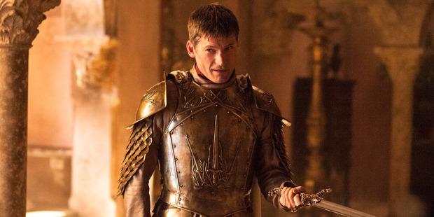 Nikolaj Coster-Waldau as Jaime Lannister. Photo / Supplied