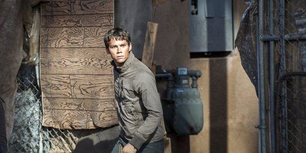 Dylan O'Brien's injuries mean the Maze Runner must wait for its star's recovery. Photo / Supplied