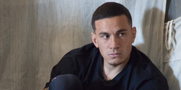 Loading Sonny Bill Williams visit to Syrian refugee camp in Lebanon. Photo / Unicef