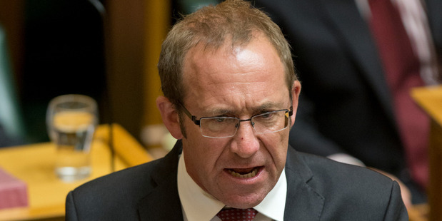 Andrew Little. Photo: Mark Mitchell