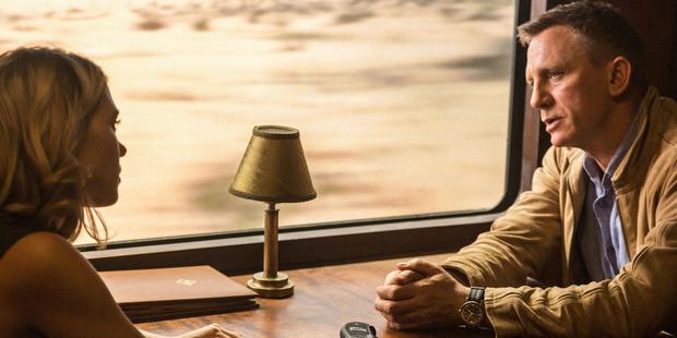 Daniel Craig as James Bond in Spectre. Photo / Jonathan Olley