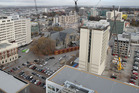 Treasury says anchor projects in the Christchurch CBD rebuild are at risk. Photo: File