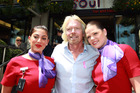 Richard Branson has launched his own campaign to