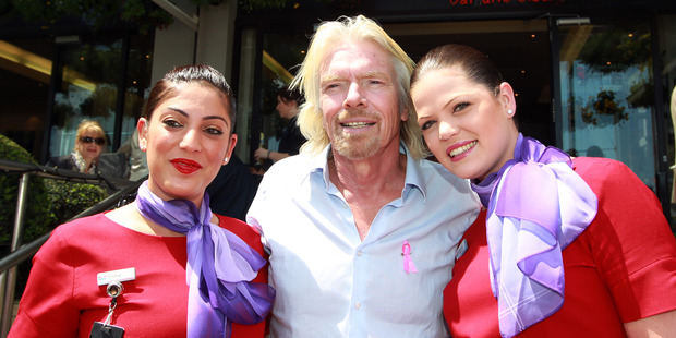 "Richard Branson has launched his own campaign to ""save"" the world's largest living organism. Photo / Doug Sherring"