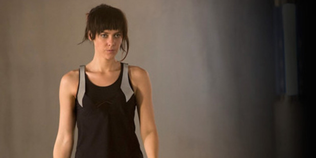 Jena Malone is known for playing Johanna Mason in the Hunger Games series. Photo / Supplied