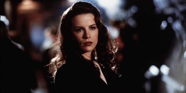 Kate Beckinsale in a scene from the movie Pearl Harbor.