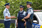 Being a female officer can be an advantage in dealing with young people, Constable Trish Fatu has found. Picture / Brett Phibbs