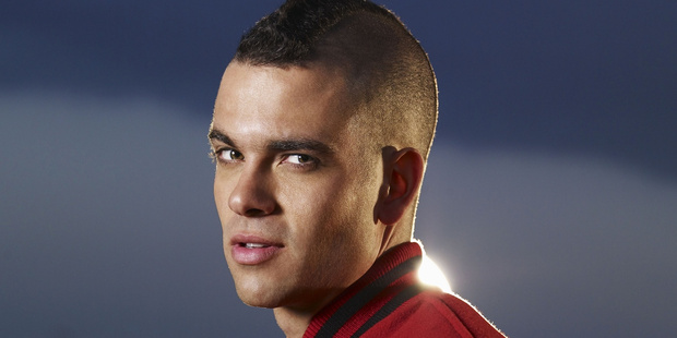 Mark Salling played Puck on the TV show Glee.