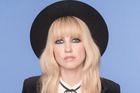 Ladyhawke - aka Pip Brown - releases her third album, Wild Things, on Friday. PHOTO/SUPPLIED