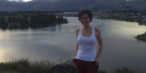 Tina Trenkner-Meade in Central Otago. Photo / Tina Trenkner-Meade