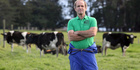 Chris Engel, Wairarapa Federated Farmers dairy chairman, says grass is still a competitive strength of the New Zealand dairy farm. PHOTO/FILE
