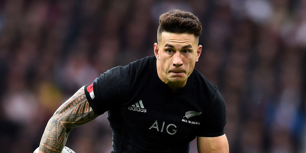 Loading Sonny Bill Williams. Photo / Getty Images