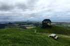 The views from the summit of Papamoa Hills. Photo/File