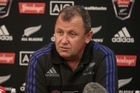 All Blacks Assistant coach Ian Foster talking about their preparations for the Wales tests and talking about Wales coach Warren Gatland.