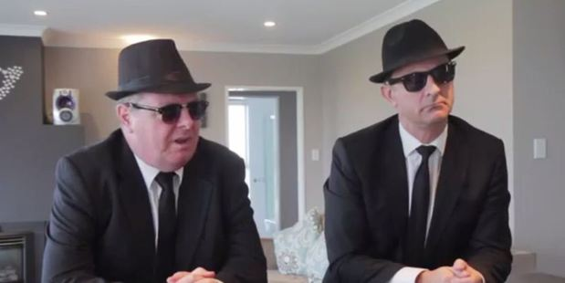 Loading Tim Webb of Wallace & Stratton has released a music video 'The Cash Cow Blues' to market a property.