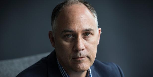 Ian Wishart, New Zealand journalist, author and publisher. Photo / Greg Bowker