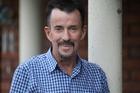 Hastings man David Greville received a liver transplant this year, after battling liver cancer. Photo / Duncan Brown