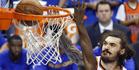 Kiwi NBA star Steven Adams.  Photo / AP
