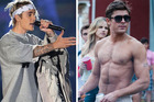 Bieber's hair's for sale, Efron's jockstrap's for sale, what's next?