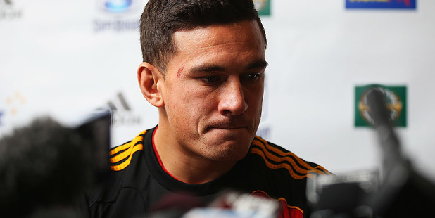 Loading Sonny Bill picked the Blues over the Chiefs. Photo / Getty