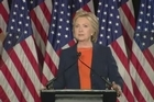 "Hillary Clinton says electing Donald Trump president would be a ""historic mistake"" for the United States. The likely Democratic nominee for president is casting Trump as thin-skinned, irrational and unprepared to be commander in chief."