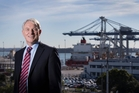 Auckland mayoral candidate Phil Goff is taking a stand against the port and is opting to have it moved so that the area can be developed and enjoyed by Aucklanders. Photo / Nick Reed