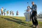 The Bay Batucada Drummers will be performing at the Napier Night Fiesta on June 10.