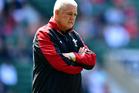 Warren Gatland, Head Coach of Wales. Photo / Getty Images.